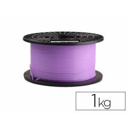 Filamento 3d Colido Gold PLA color purpura