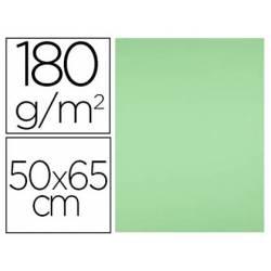 Cartulina Liderpapel Color Verde Pistacho Paquete de 25 unidades