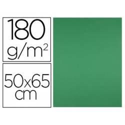 Cartulina Liderpapel Color Verde Navidad Paquete de 25 unidades