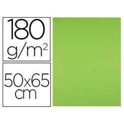 Cartulina Liderpapel Color Verde Hierba Paquete de 25 unidades