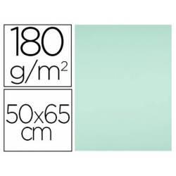 Cartulina Liderpapel Color Verde Paquete de 25