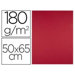 Cartulina Liderpapel Color Rojo Navidad Paquete de 25