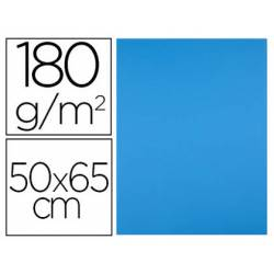 Cartulina Liderpapel Color Azul 25 unidades
