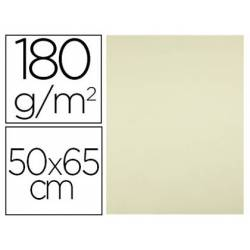 Cartulina Liderpapel Color Amarillo 25 unidades
