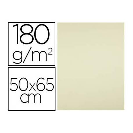 Cartulina Liderpapel Color Amarillo 25 unidades