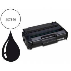 Toner RICOH color negro 407646