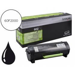 Toner marca Lexmark MX310 / MX410 / MX510 Negro