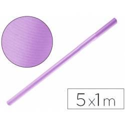 Bobina papel tipo kraft Liderpapel 5 x 1 m lila