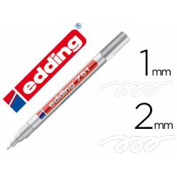 Rotulador Edding 751 color Blanco