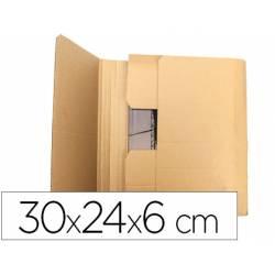 Caja para embalar Libros 30x24x6Cm