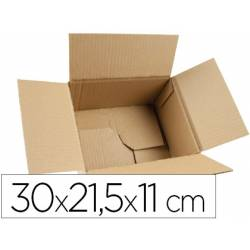 Caja para embalar marca Q-Connect 30x21,5x11 Cm