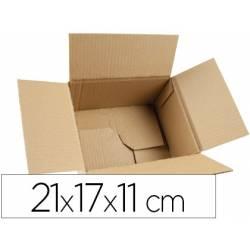 Caja para embalar marca Q-Connect 21x17x11Cm