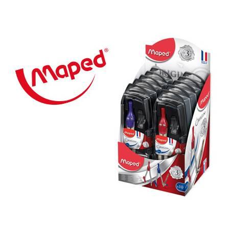 Compas Maped 305811 con Adaptador