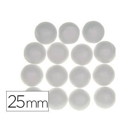 Bolas de Porexpan 25 mm blanco itKrea
