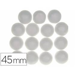 Bolas de Porexpan 45 mm blanco itKrea