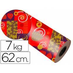 Bobina papel tipo verjurado Impresma 62 cm 7 kg star 7029