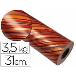Bobina papel tipo verjurado Impresma 62 cm 7 kg star 7021