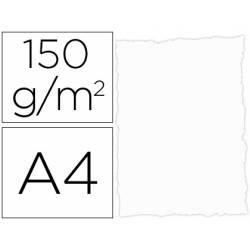 Papel pergamino DIN A4 troquelado color Blanco parchment