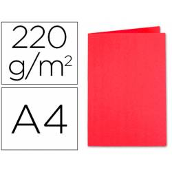 Subcarpeta Exacompta Foldyne din A4 250 gr color rojo