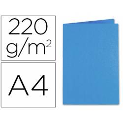 Subcarpeta Exacompta Foldyne din A4 250 gr color azul oscuro