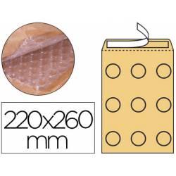 Sobre burbuja Q-Connect E/2 Caja 100 autoadhesivo