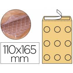 Sobre burbuja Q-Connect A/000 Caja 100 autoadhesivo