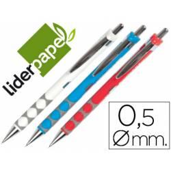 Portaminas marca Liderpapel Diamond colores surtidos