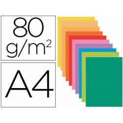 Subcarpeta Exacompta din A4 80 g/m2 de colores surtidos