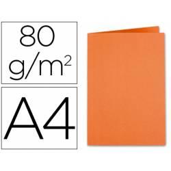 Subcarpeta Exacompta din A4 80 g/m2 color naranja clementina