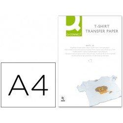 Papel Transfer para tela Din A4 Q-Connect