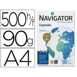 Papel multifuncion A4 Navigator 90 g/m2