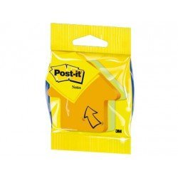 Bloc quita y pon Post-it ® Forma de flecha