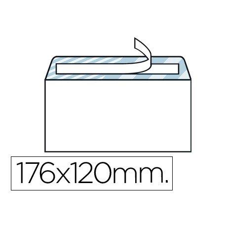 Sobre N.9 Liderpapel, 120x176mm