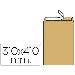 Sobres bolsa kraft N.13 Liderpapel, 310x410mm