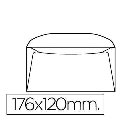Sobre N-2000 Liderpapel, 120x176mm