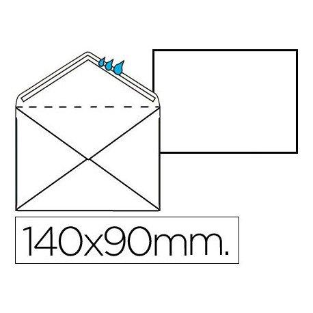Sobre M-7 Liderpapel, 90x140mm