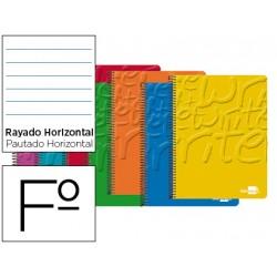 Bloc marca Liderpapel folio Write rayado horizontal