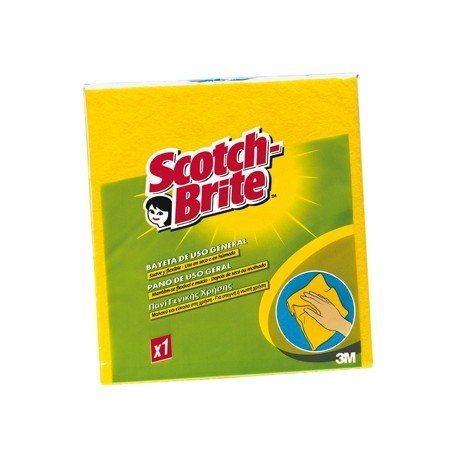 Bayeta marca Scotch Brite
