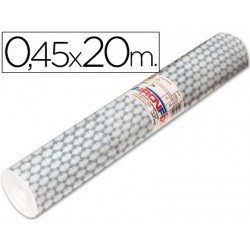 Aironfix Rollo Adhesivo 45cm x 20mt Cristal Apis 100 MC
