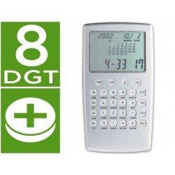 Calculadora Sobremesa CSP Modelo P-929-W 8 digitos
