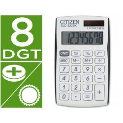 Calculadora Bolsillo Citizen Modelo SLD-322BK 8 digitos
