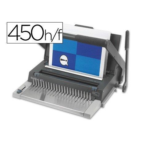Encuadernadora Multi Bind 420 Gbc