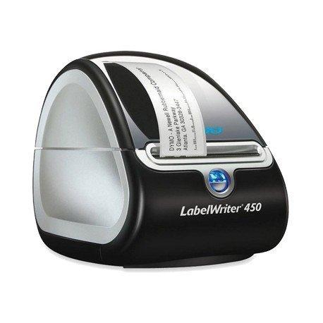 Impresora de etiquetas marca Dymo Laberwriter 450