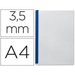 Tapa de Encuadernación Plastico Leitz DIN A4 Azul 10/35 hojas