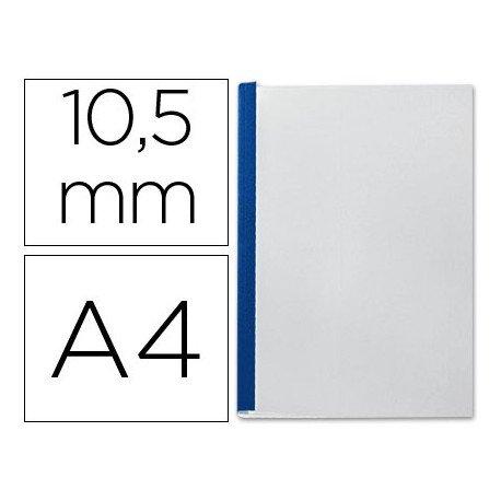 Tapa de Encuadernación Plastico Leitz DIN A4 Azul 71/105 hojas