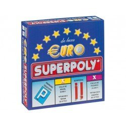 Juego de Mesa Superpoly de Luxe Euro Falomir