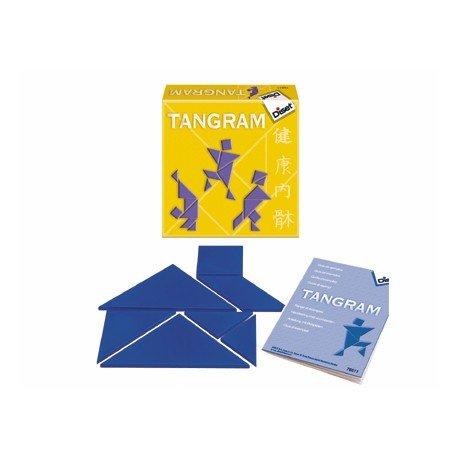 Juego de mesa Tangram Diset