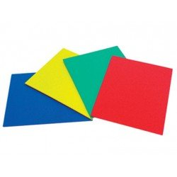 Caucho color plancha 25x20 cm