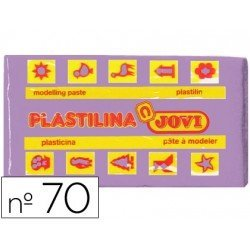 Plastilina Jovi color lila pequeña
