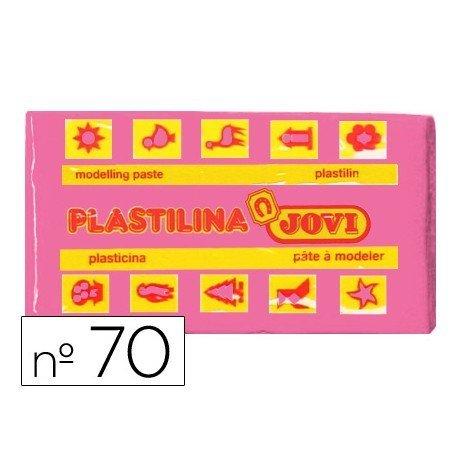 Plastilina Jovi color rosa pequeña